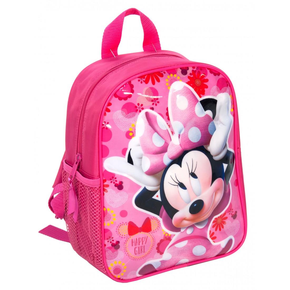 Plecaczek Mickey Mouse Myszka Minnie - plecak-tornister.pl