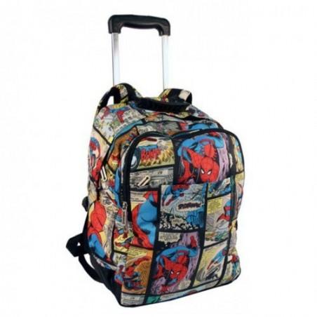 Plecak na kółkach SPIDERMAN komiks