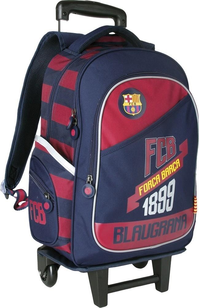 d9e84973f7ed9 ... Plecak szkolny na kółkach FC Barcelona FC-79 dla chłopca. Dodaj do  koszyka