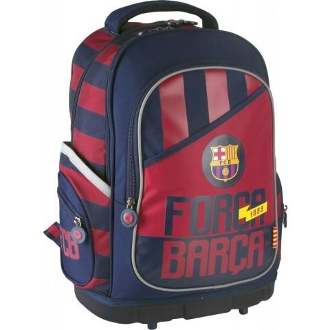 Plecak szkolny usztywniany FC Barcelona FC-141 dla chłopca