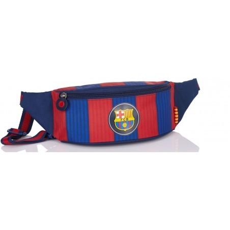 Saszetka nerka FC Barcelona FC-147 dla kibica