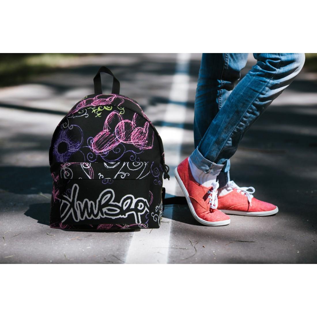 Plecak młodzieżowy Fullprint Love - plecak-tornister.pl