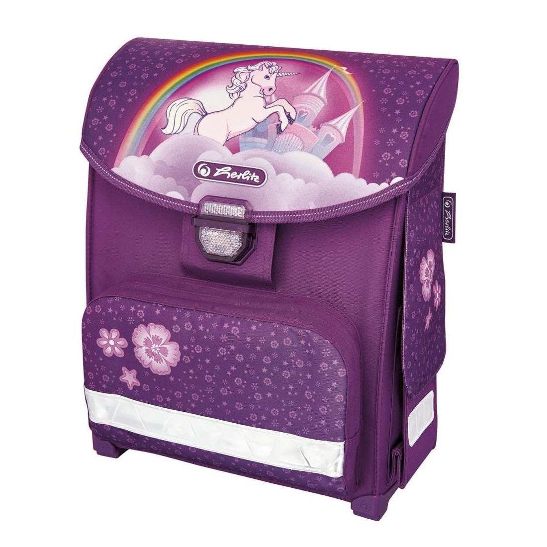 TORNISTER Herlitz SMART UNICORN - plecak-tornister.pl