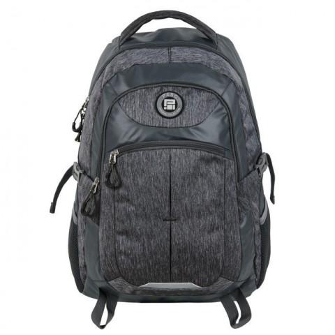 Plecak młodzieżowy Paso ciemny szary na laptop