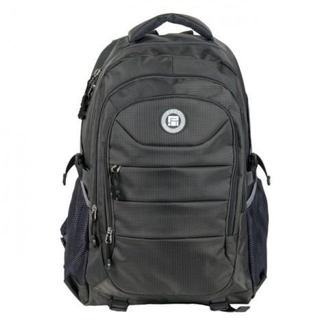 Plecak młodzieżowy Paso grafitowy na laptop