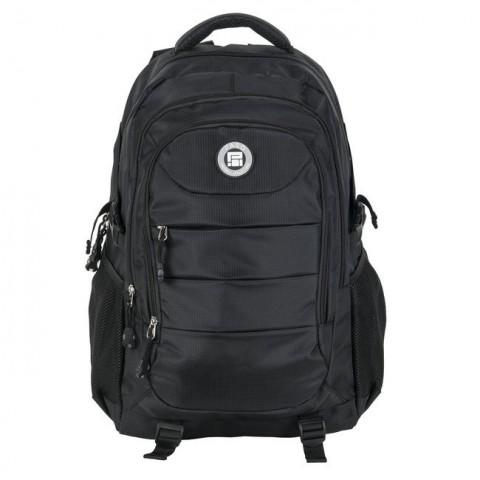 Plecak młodzieżowy Paso czarny na laptop