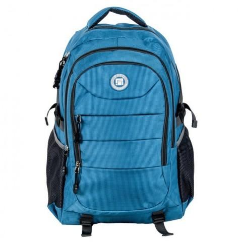 Plecak młodzieżowy Paso niebieski na laptop