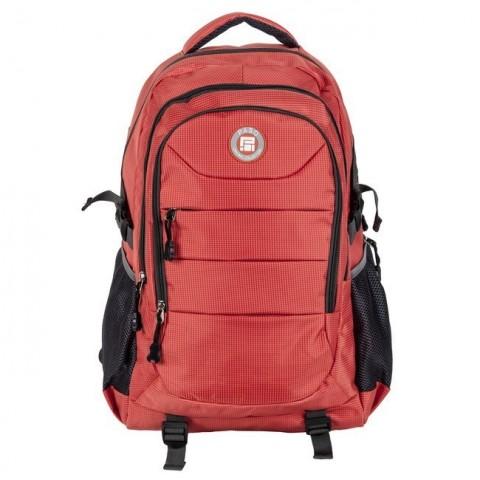 Plecak młodzieżowy Paso czerwony na laptop