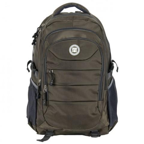 Plecak młodzieżowy Paso brązowy na laptop