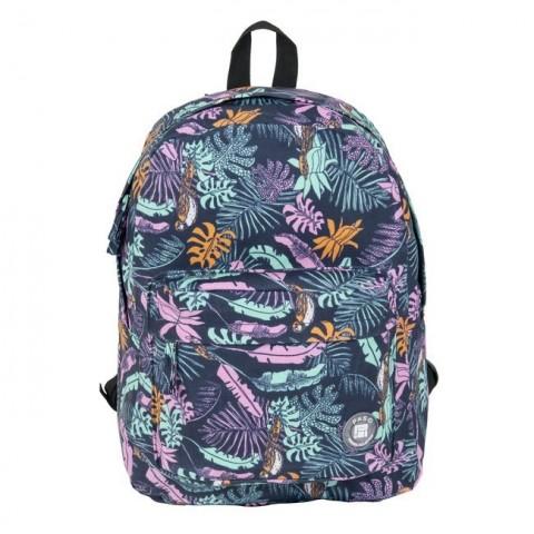 Plecak młodzieżowy Paso tropikalne liście