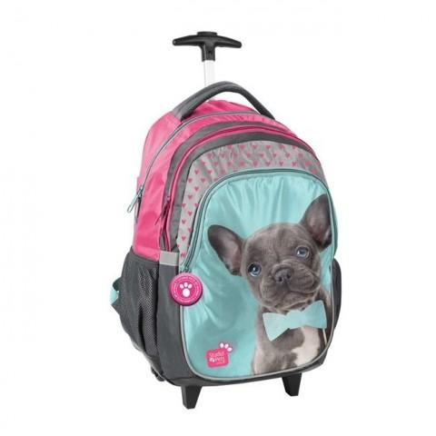 Plecak na kółkach Studio Pets