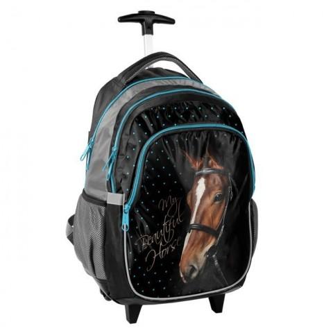 Plecak na kółkach Paso Horse