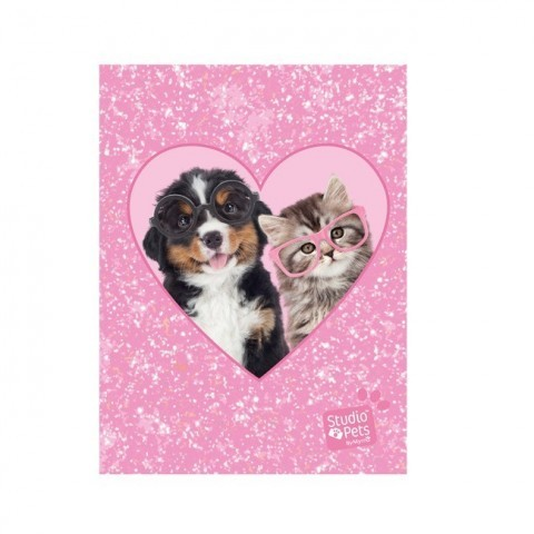 Błyszczący pamiętnik Studio Pets