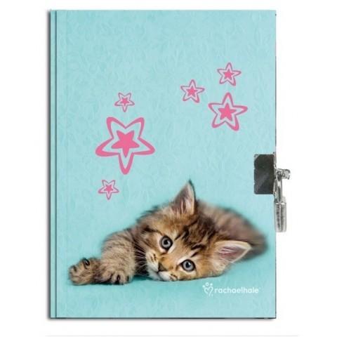 Pachnący pamiętnik z kłódką Rachael Hale