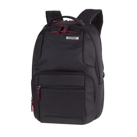 Plecak biznesowy męski CoolPack Zenith Black na laptop