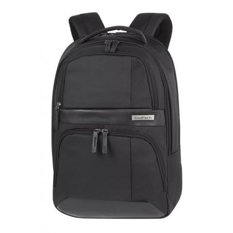 Plecak biznesowy męski CoolPack Titan Black na laptop