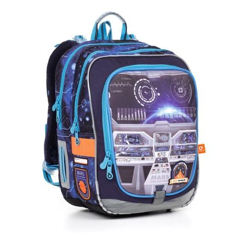 Plecak szkolny Topgal gwiezdny ENDY17003 z opcją świecenia (BEZ ZASILACZA!)