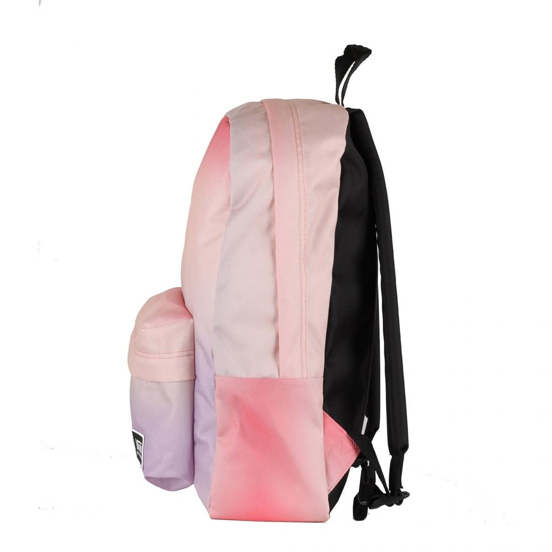 sprzedaż obuwia butik wyprzedażowy super tanie Plecak VANS WM Realm Classic Blossom Grad różowy