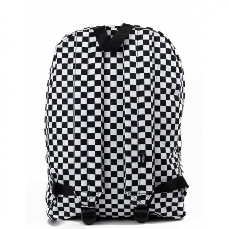 63d345a226a6a Plecak młodzieżowy vans old skool ii black white check szachownica jpg  452x452 Plecak vans szachownica