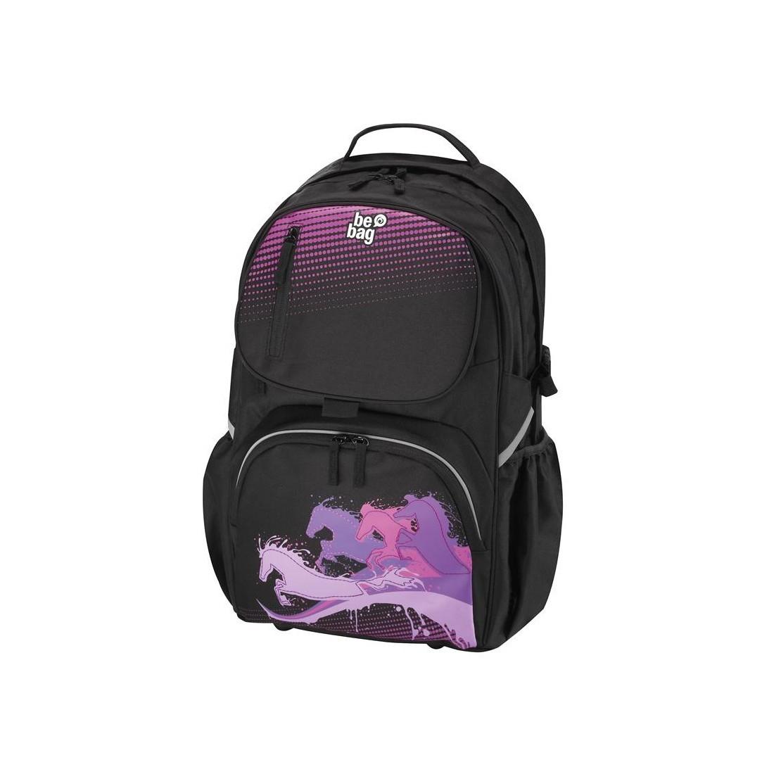 Plecak be bag cube wyprofilowany HORSE POWER