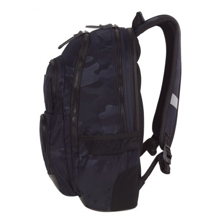 Plecak szkolny CoolPack CP UNIT CAMO BLACK czarne moro - A560