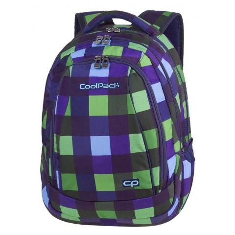 Plecak szkolny CoolPack CP COMBO CRISS CROSS w kratkę - 2w1 - A517