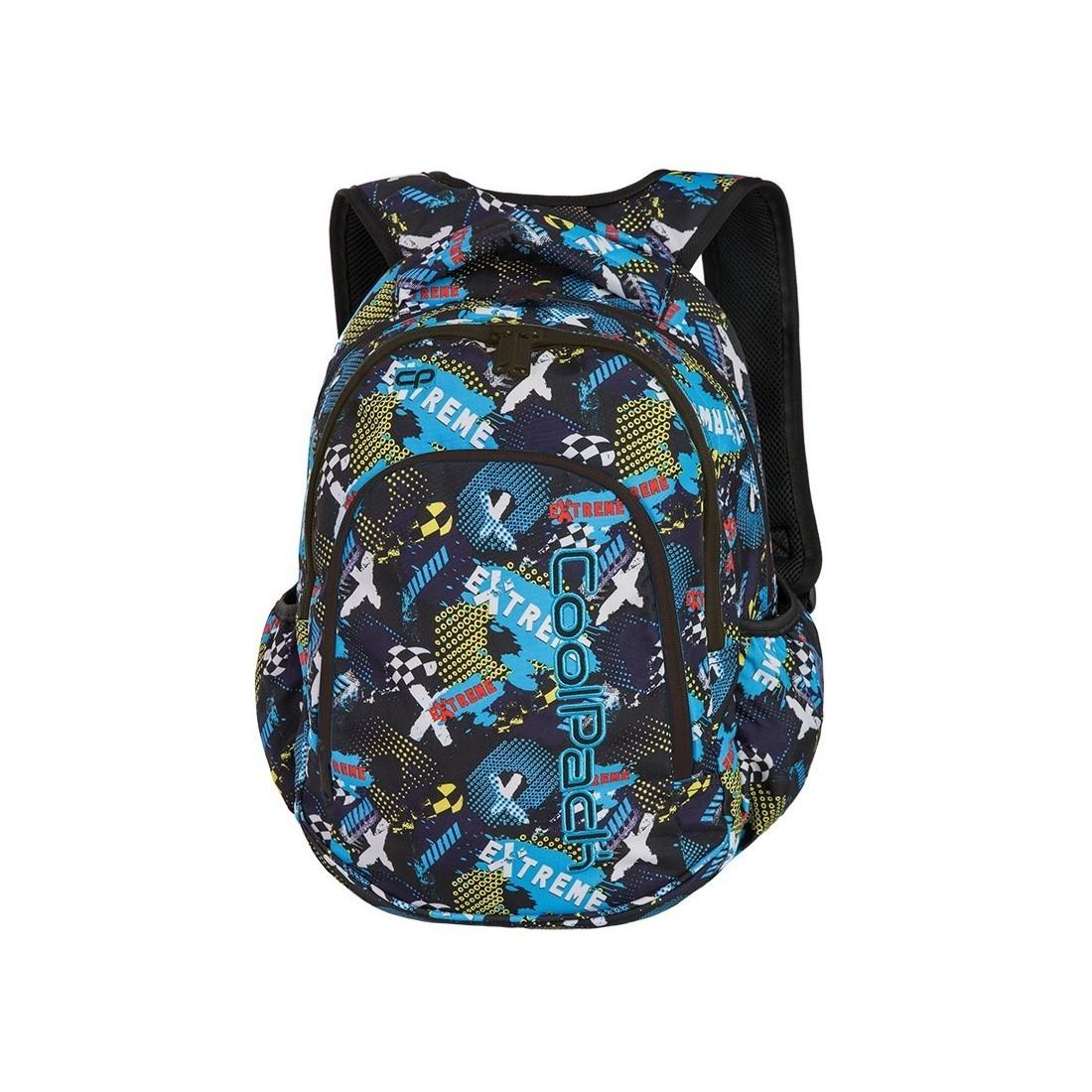 fa40663256c5c ... chłopca -  Plecak do szkoły (klasy 1-3) CoolPack CP PRIME EXTREME dla  ucznia ...