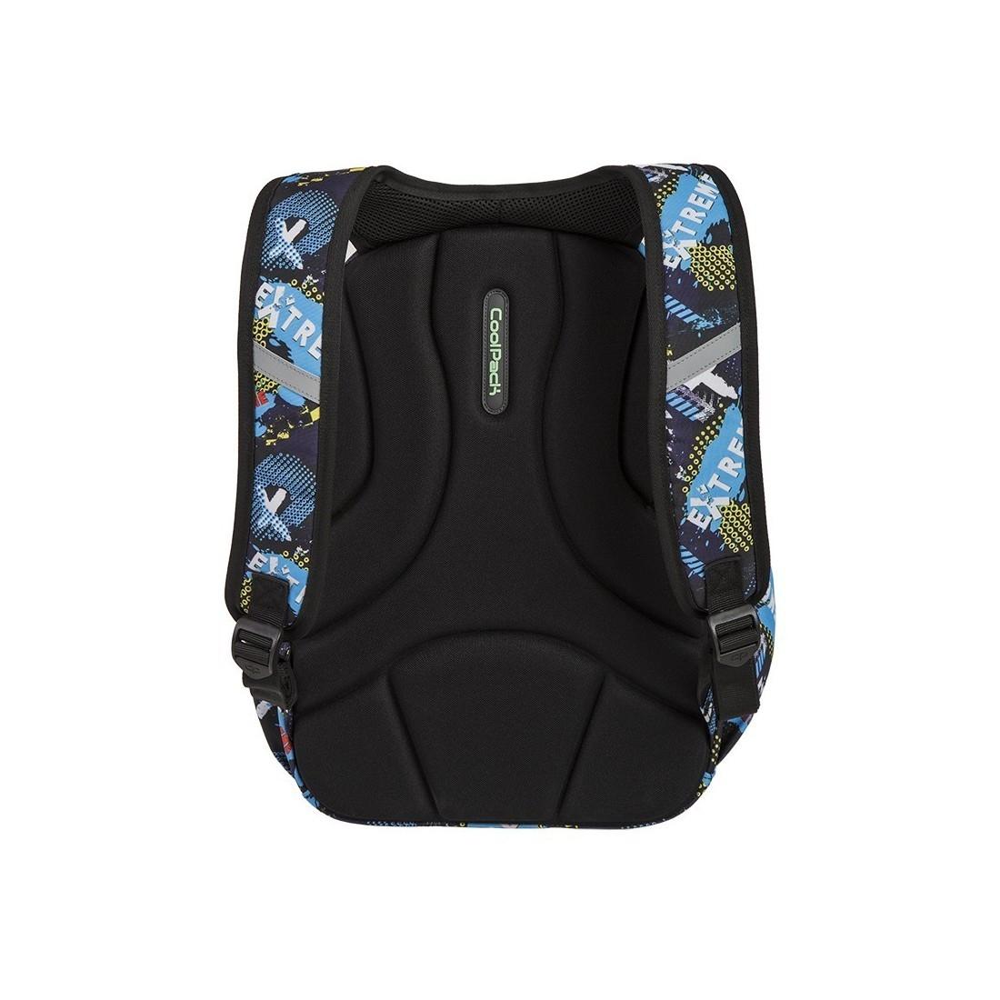 8fabe2861b7c5 ... Plecak do szkoły (klasy 1-3) CoolPack CP PRIME EXTREME profilowane  plecy ...