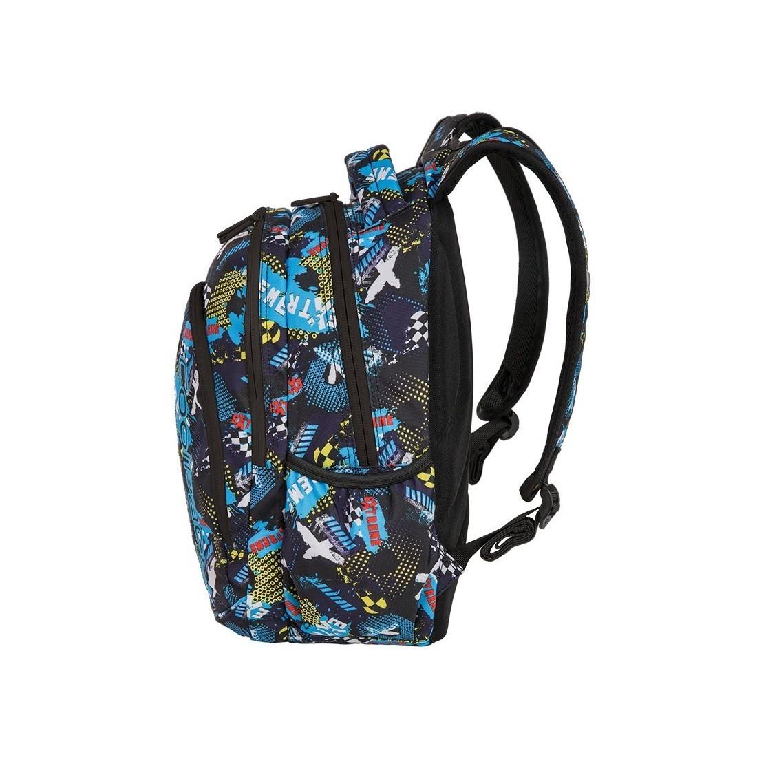 3dae951e08f53 ... Plecak do szkoły (klasy 1-3) CoolPack CP PRIME EXTREME dla chłopca - ·  GRATIS COOLER BAG