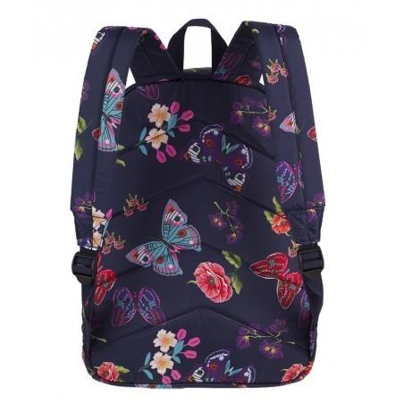 c54ebff5770b6 ... Plecak na wycieczkę CoolPack CP FANNY SUMMER DREAM pikowany w motyle i  kwiaty - A103 +