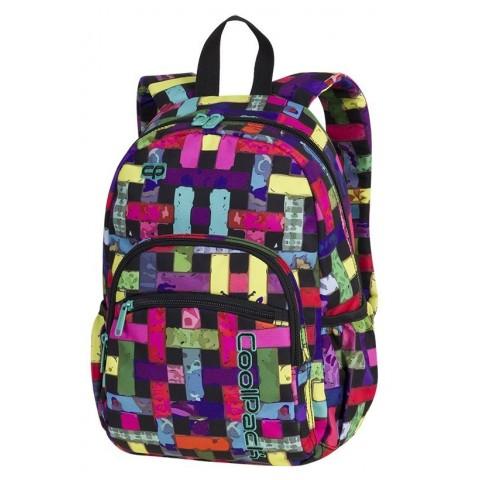 Plecak mały CP MINI RIBBON GRID najmnieejszy model marki CoolPack wstążki młodzieżowy - A298