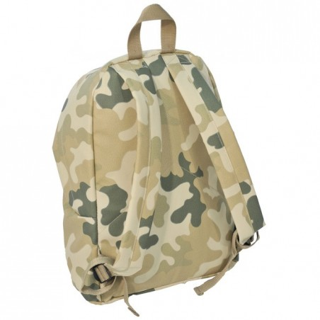 Plecak Młodzieżowy Moro Camo Khaki Wojskowy Niebieski