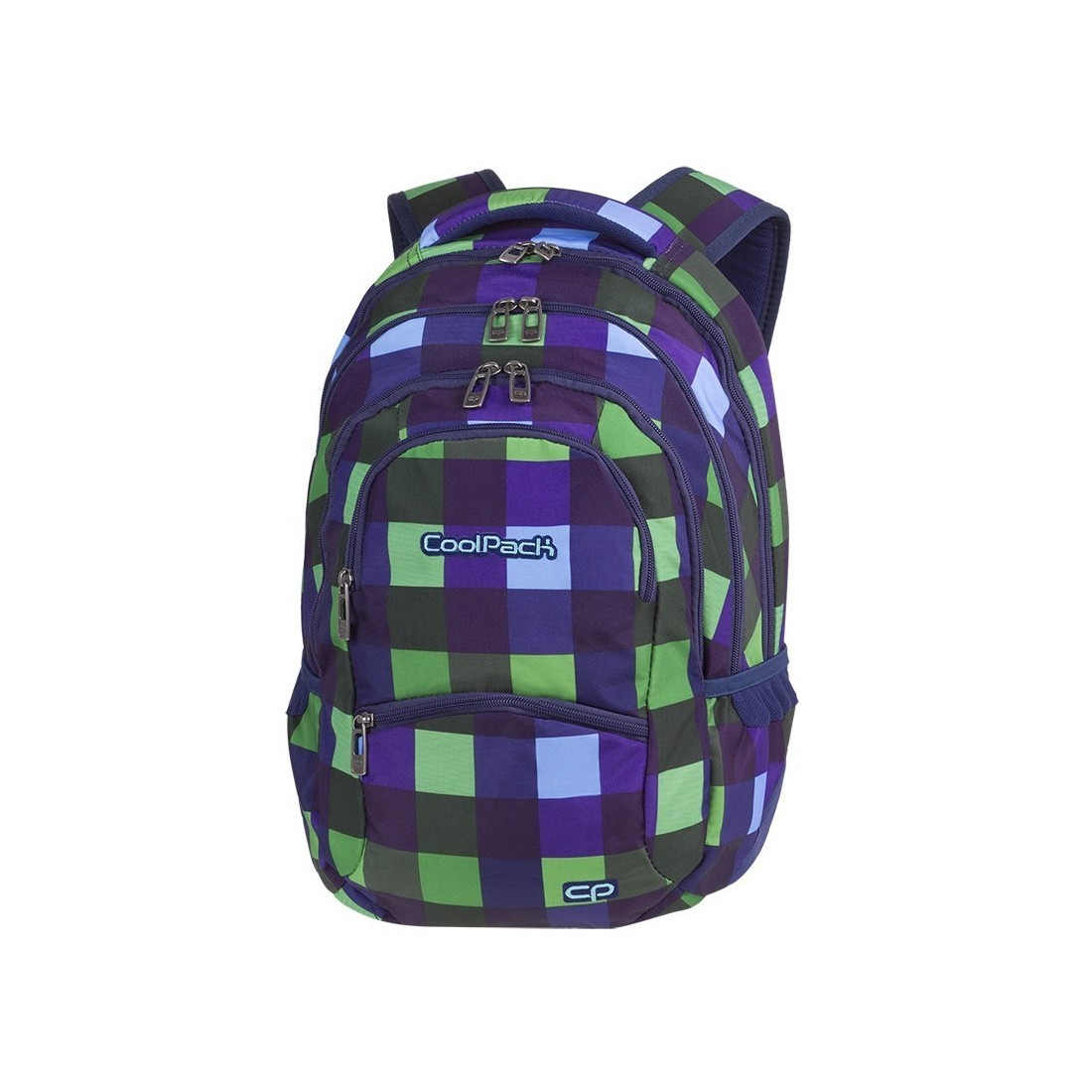 02a0f5c518f98 Plecak szkolny CoolPack CP College Criss Cross dla chłopców - plecak ...