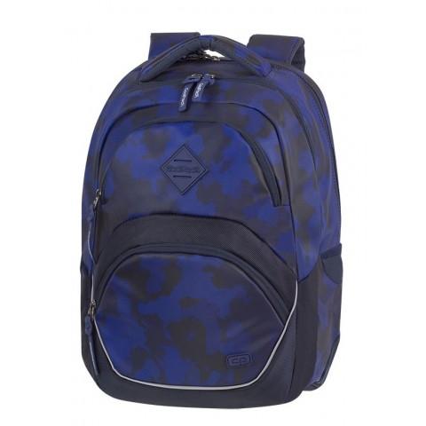 Plecak szkolny ergo CoolPack CP VIPER CAMO BLUE niebieskie moro - A578