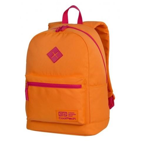 Plecak pomarańczowy młodzieżowy CoolPack CP CROSS EVA NEON ORANGE