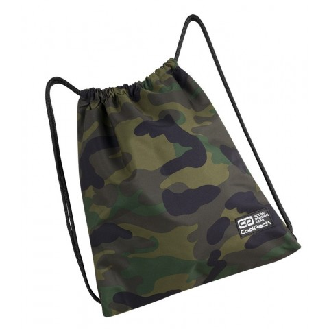 Worek na sznurkach / na buty CoolPack CP SPRINT CAMOUFLAGE CLASSIC moro - A392