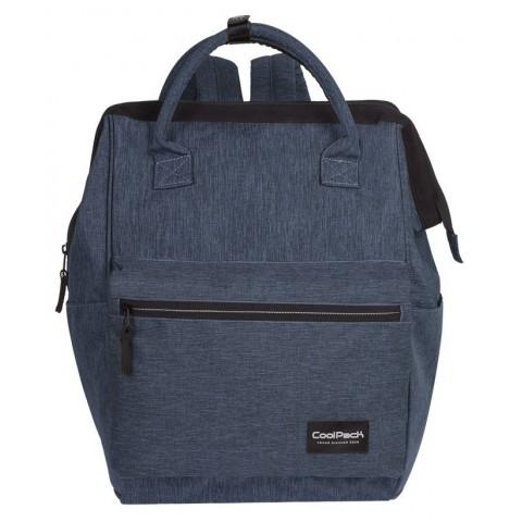 Plecak na laptop niebieski CoolPack CP TASK SNOW BLUE/SILVER