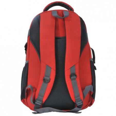 Plecak młodzieżowy czerwony na laptop