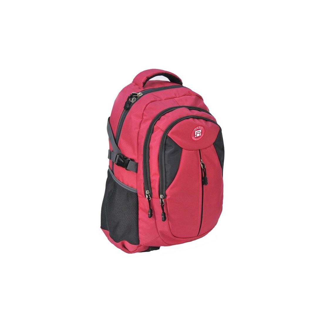Plecak młodzieżowy różowy