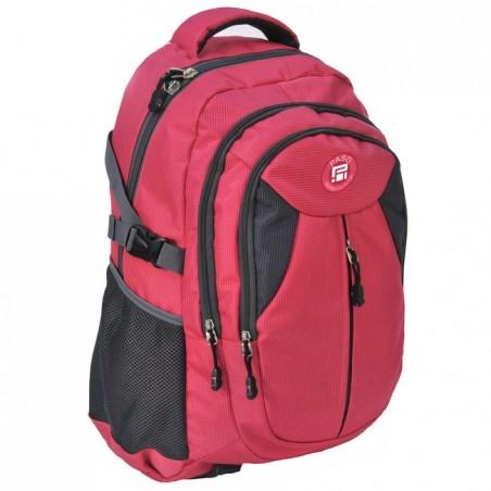 Plecak młodzieżowy różowy na laptop