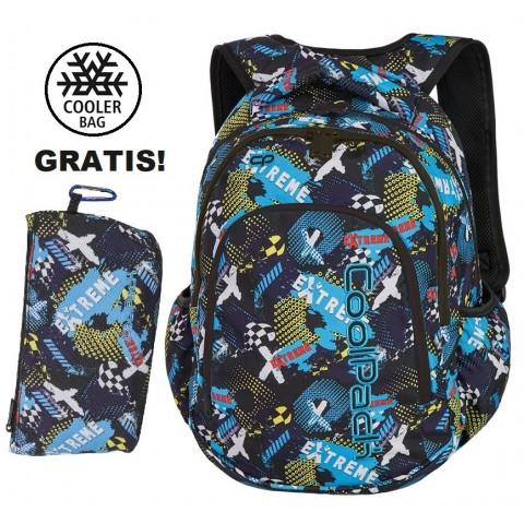 5ee188a33de77 Plecaki szkolne CoolPack (CP) dla dzieci i młodzieży (7) - plecak ...