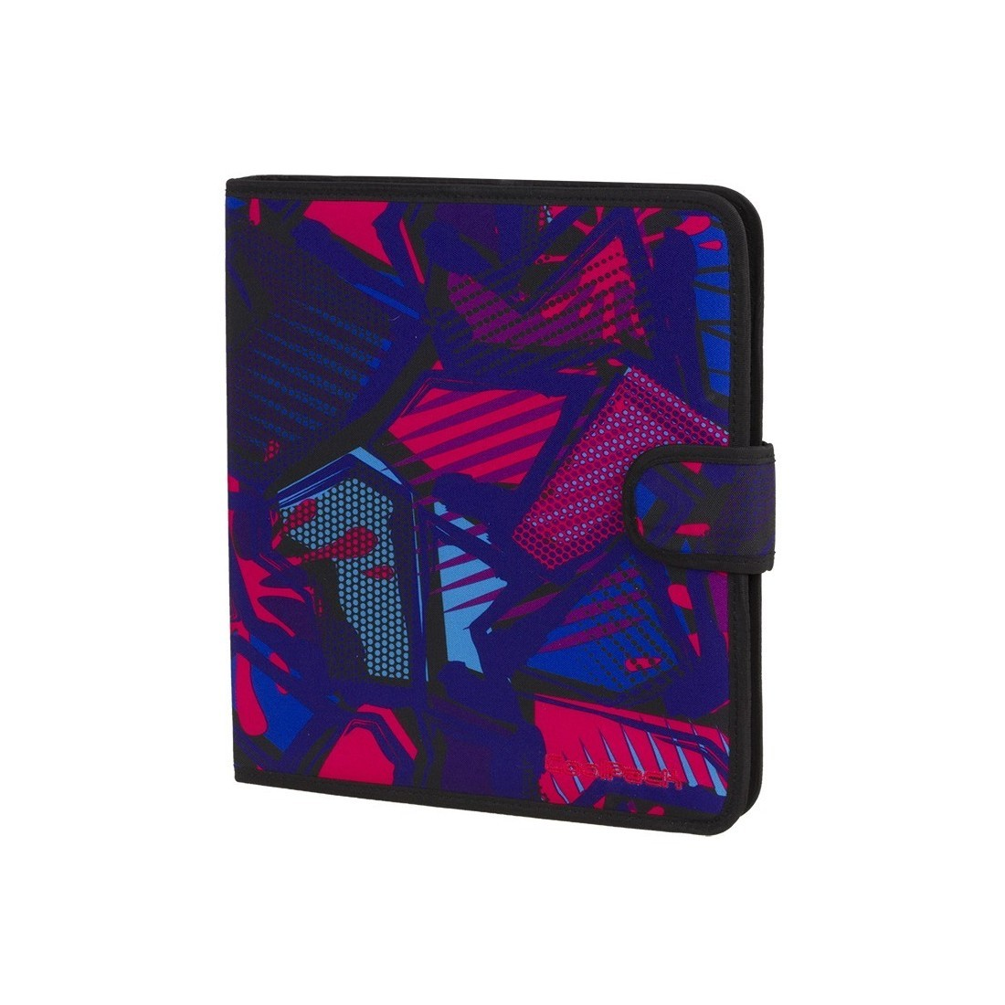 Teczka wielofunkcyjna CoolPack CP MATE CRAZY PINK ABSTRACT A289