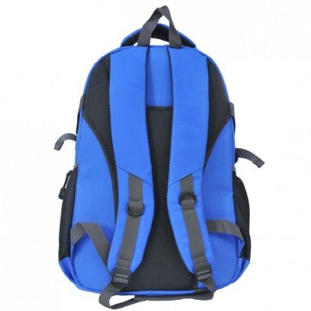 Plecak młodzieżowy niebieski na laptop