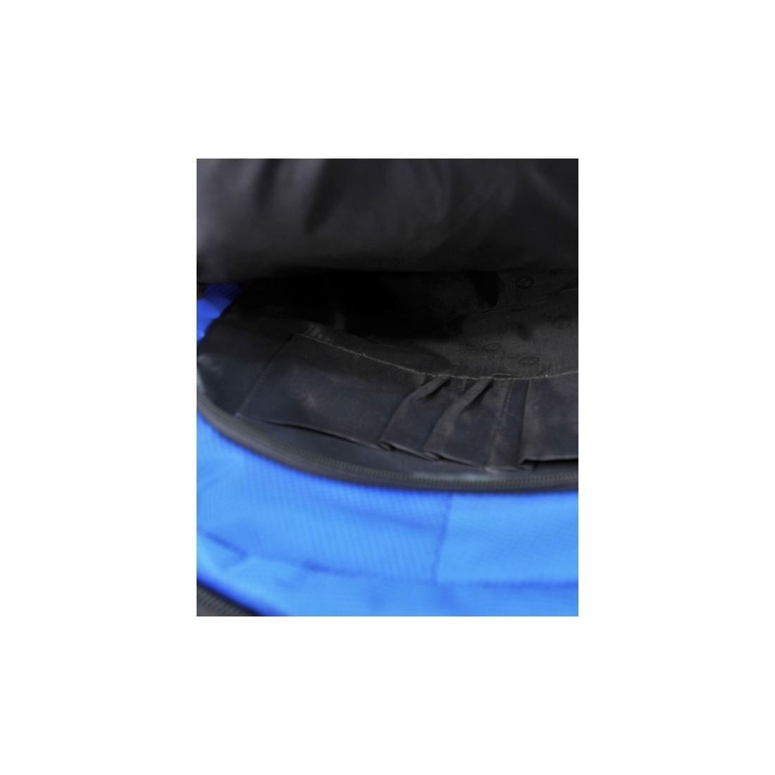 Plecak młodzieżowy niebieski na laptop - plecak-tornister.pl