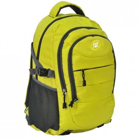 Plecak młodzieżowy neonowy na laptop