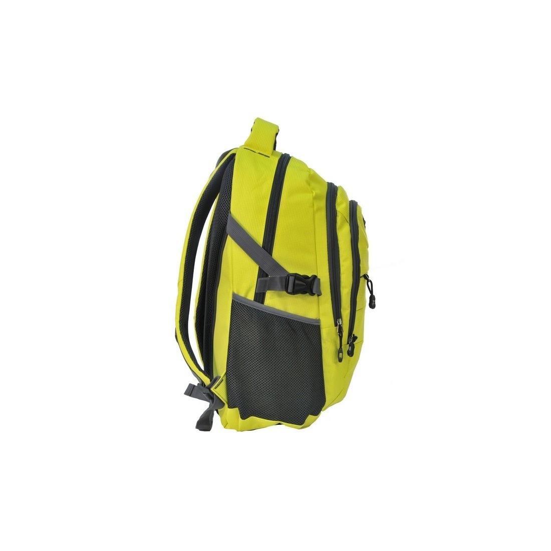 Plecak młodzieżowy neonowy na laptop - plecak-tornister.pl