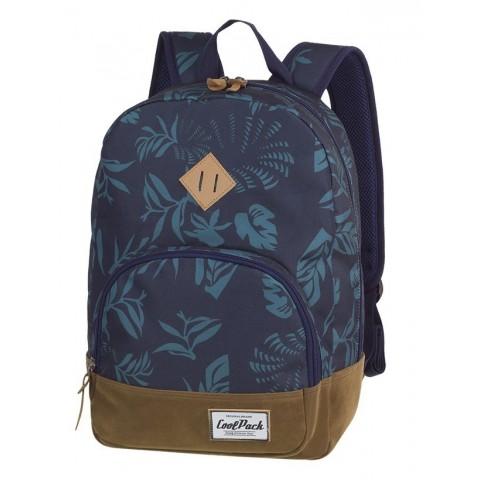 Plecak w liście niebieski dla dziewczyny CoolPack CP CLASSIC BLUE DUSK