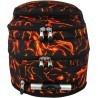 Plecak na kółkach ST.RIGHT LAVA gorąca czerwona lawa dla ucznia
