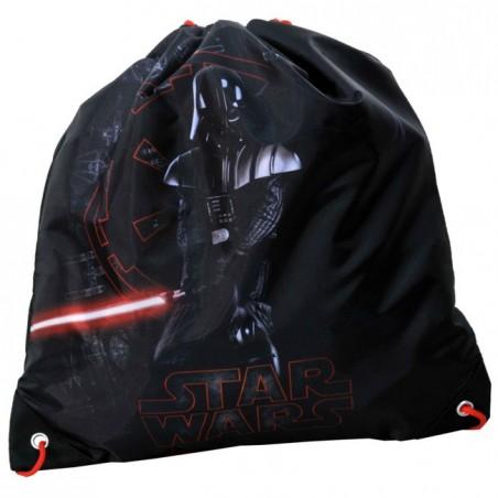 Worek szkolny Star Wars czarny