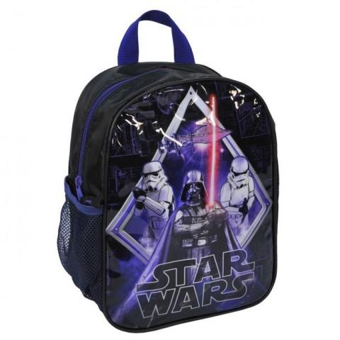 Plecaczek Star Wars czarno-fioletowy